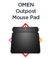 OMEN Outpost Mousepad
