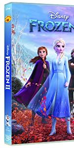 frozen ii dvd disney