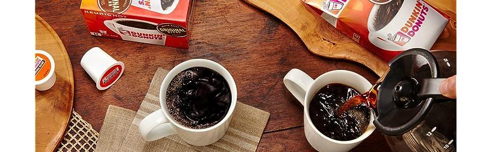 Dunkin' Donuts Coffee, Original Blend, 12 Ounce