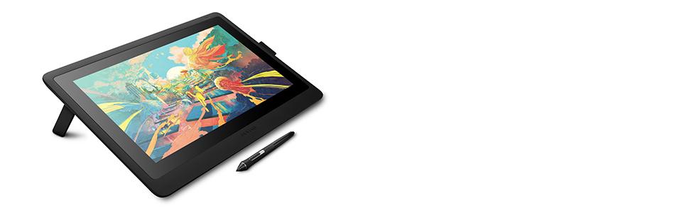 tablette de dessin avec écran