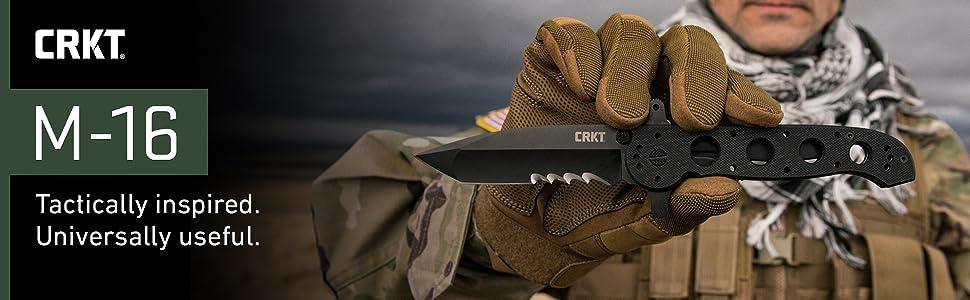CRKT M-16