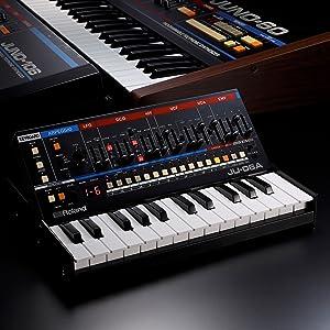 Roland JU-06A Sound Module Synthesizer