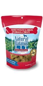 limited ingredient dog treats, bison dog treats