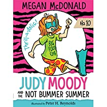 judy moody;jm;stink;siblings;summer vacation;adventure;illustrated middle grade