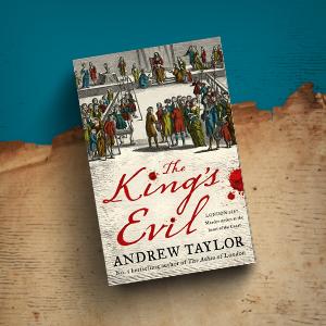 Andrew Taylor, Sunday Times bestseller, bestseller, historical fiction, ashes of london, c.j. sansom