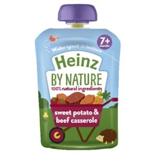 Heinz Infant Pouches