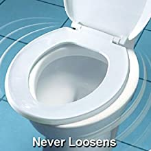 never Loosens, no slip, no slide, loose, tight, secure, secured, stable, stays put, stays in place t