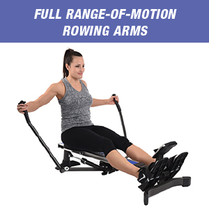 ful motion rowing arms