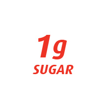 1g Sugar
