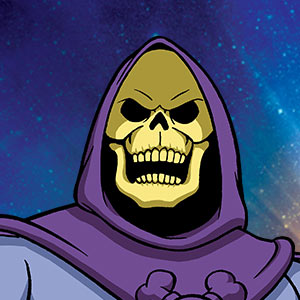 He-Man Complete Series Skeletor Orko Man-At-Arms Battle Cat Evil-Lyn King Randor Sword of Power