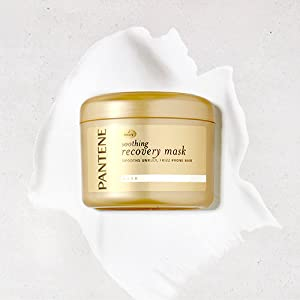 recovery hair mask nourishment deep conditioning treatment smooth frizz prone unruly hair