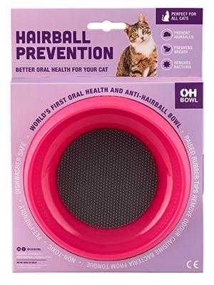 cat feeder, furball treatment, fur balls, furballs, cat fur ball, cat furball, cat bowl, pet bowl