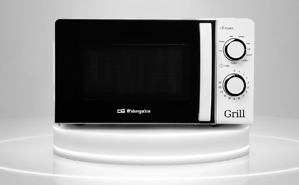 Orbegozo MIG 2130 - Microondas con grill con 20 litros de ...