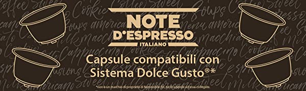 Logo Note d'Espresso