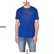 Champion Classic Logo para Hombre Camiseta: Amazon.es: Ropa y ...