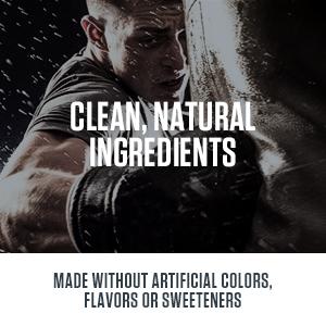 clean natural ingredients