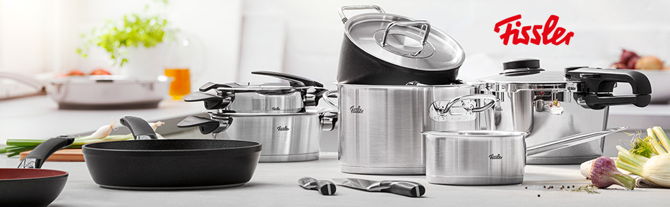 Fissler fissler フィスラー ドイツ made in germany 調理器具 キッチン用品 外国メーカー 鍋 kitchenware ステンレス圧力鍋 ステンレス お祝い 圧力鍋