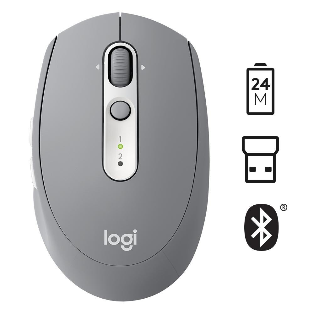 how to connect multiple logitech devices to one receiver