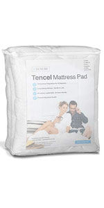 Premium Quilted Mattress Pad