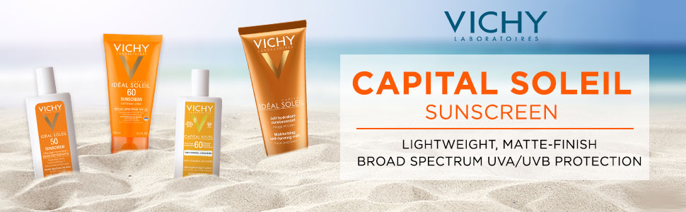 vichy laboratories ideal soleil spf 50