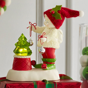 Department 56 Snowbabies Classic Collection Delicate Accents