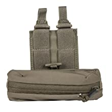 5.11 Tactical Series Flex Medium Gp Marr/ón Bolsillo adicional Kangaroo - 56427-134-1SZ 19 cm