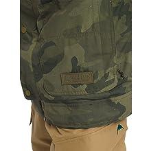 burton mens jacket for men coat winter ski snow riding mountain resort cold