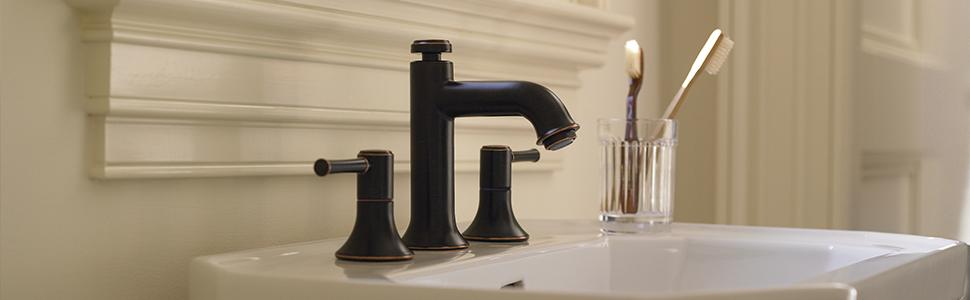 Hansgrohe 14111821 Talis C Single Hole Faucet Brushed