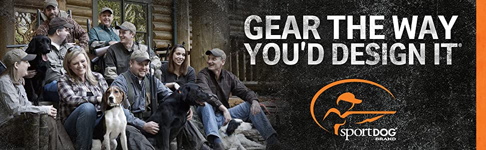 rugged hunting sporting outdoor dog gear