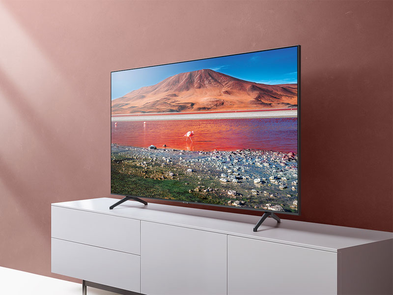 Samsung  TU7000 Crystal UHD 4K Smart TV