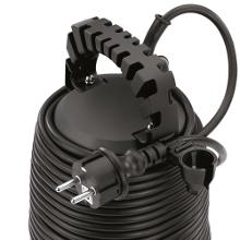 Enroulement du câble