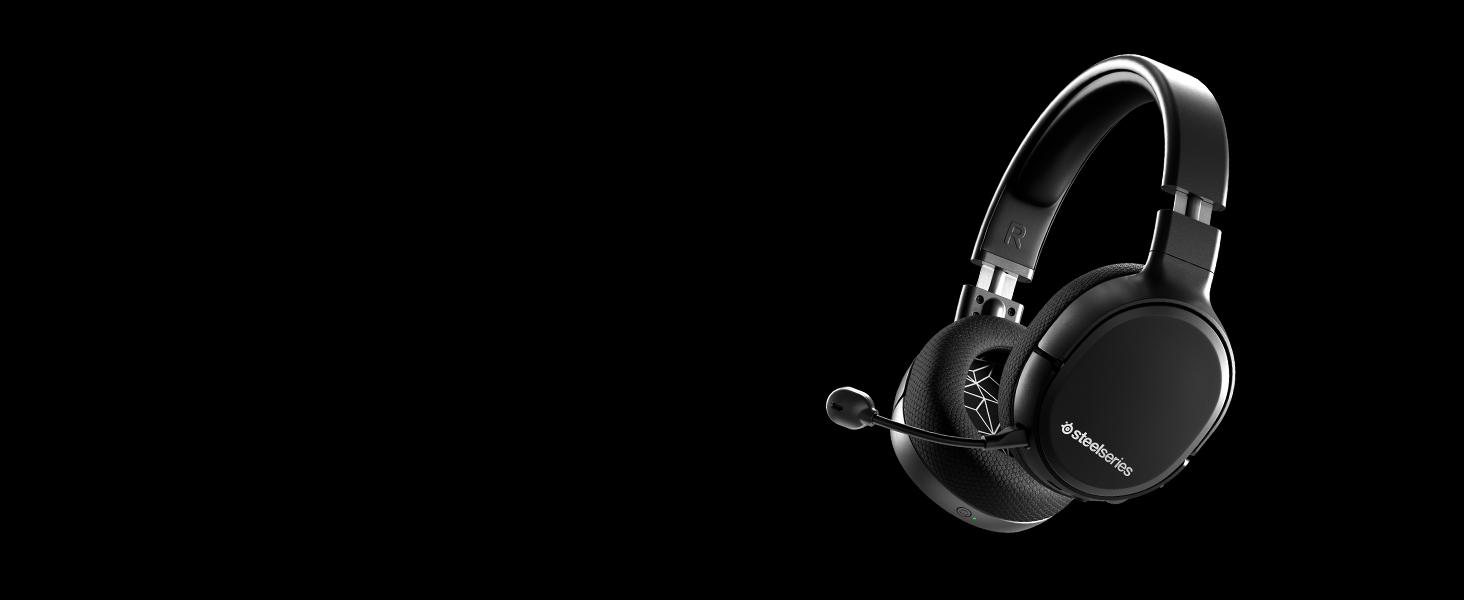 - ApexSeries Arctis 1 Wireless headset