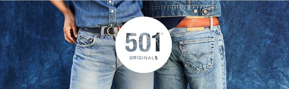 Levi's; elvis; 501; jeans; men; men's; straight; fit; blue; pants; originals; guys: trousers