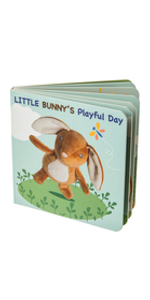 bunny board book