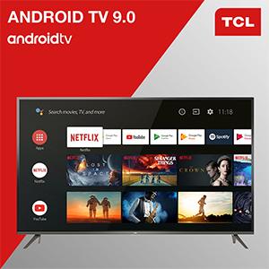 TCL 43EP640, Televisor 108 cm (43 pulgadas), Smart TV con ...