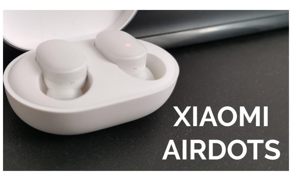 Xiaomi Mi Airdots Auriculares Inalámbricos Bluetooth 5.0: Amazon ...