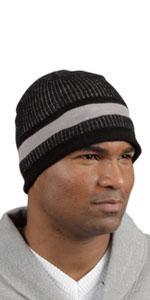 c44f42731 Amazon.com: Minus33 Merino Wool 601 Granite Beanie Hat Black/Grey ...