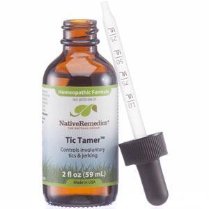 Native Remedies Tic Tamer