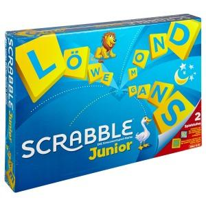 Scrabble Junior Kreuzwortspiel für die Kleinen