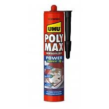 UHU Poly Max zwart