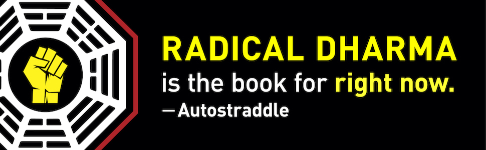 radical dharma, books about race, black lives matter, blm books, antiracist, antiracism books