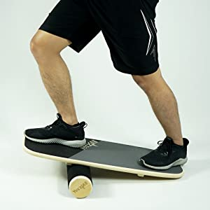Amazon.com : Yes4All Bongo Balance Board/Balance Board