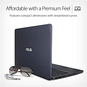 ASUS L402SA Portable Lightweight Laptop