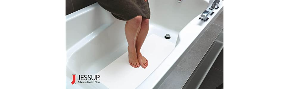 non slip bath mats, non slip bath tub mats, non slip tapes and treads, non slip for the bathroom