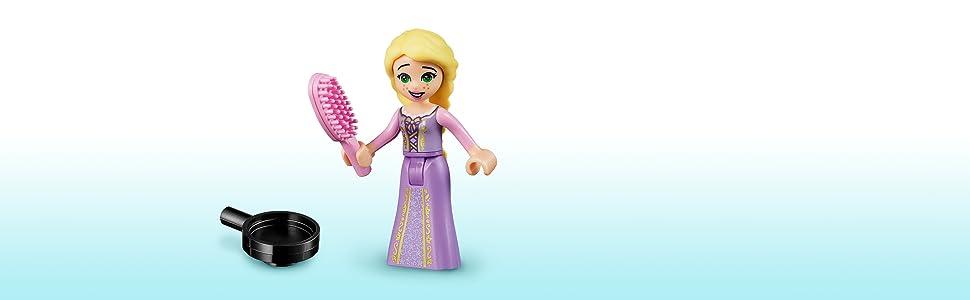 Amazon Com Lego Disney Rapunzel S Petite Tower 41163