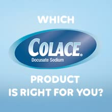 Which Colace Product is Right for You?