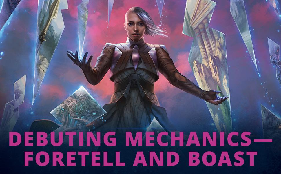 Mechanics, Magic: the Gathering, Magic: The Gathering