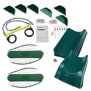 Hardware Kit, Swing Set Harware, Pioneer Deluxe, Slide, Summit Slide