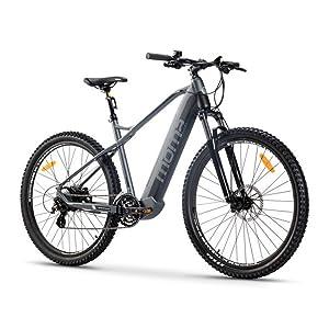 Moma Bikes Bicicleta Eléctrica E-MTB 29