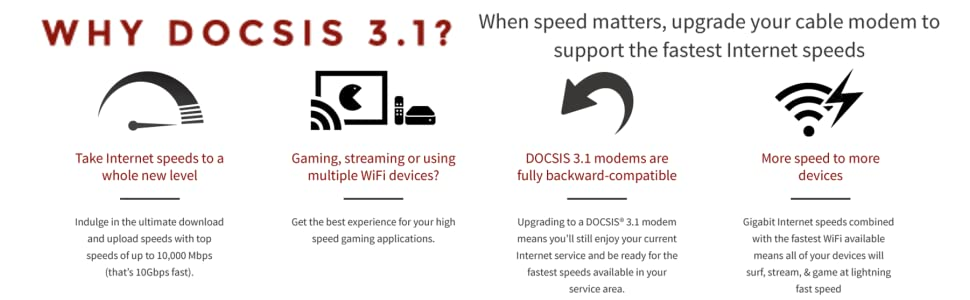 motorola ultra fast docsis 3 1 cable modem model mb8600. view larger motorola ultra fast docsis 3 1 cable modem model mb8600